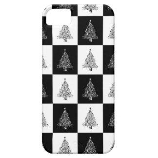 Chirstmas Tree Chess iPhone 5 Case