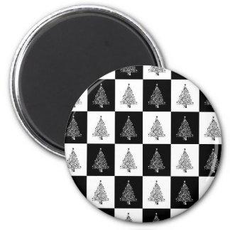 Chirstmas Tree Chess Magnet