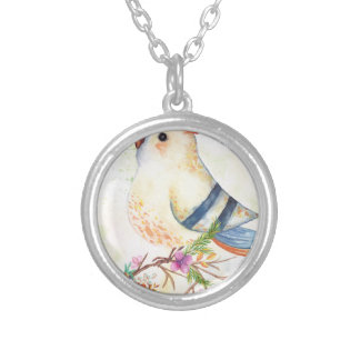 Chirtsmas 15 silver plated necklace