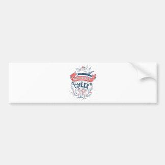 Chirtsmas 4 bumper sticker