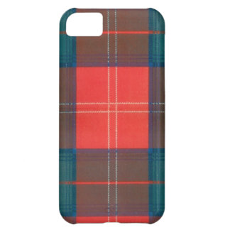 CHISHOLM FAMILY TARTAN iPhone 5C CASE