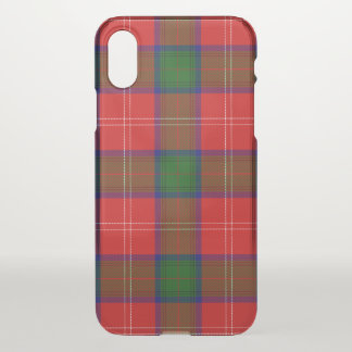 Chisholm iPhone X Case