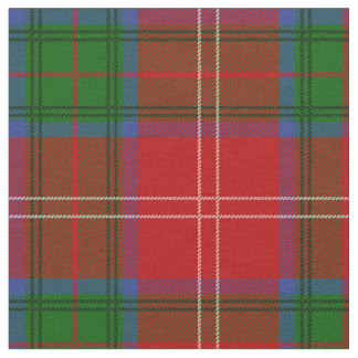 Chisholm Scottish Clan Tartan Fabric