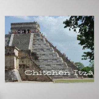 Chitchén Itzá Poster