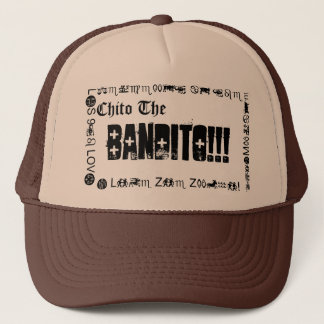 Chito the Bandito Trucker Hat
