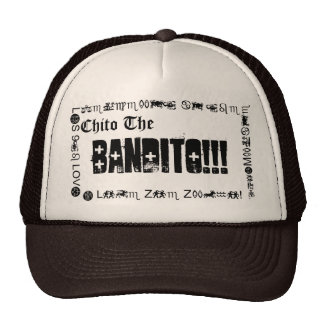 Chito the Bandito Trucker Hat