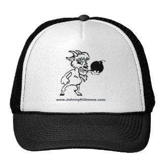 Chivo of Team Johnny Killmore Trucker Hat