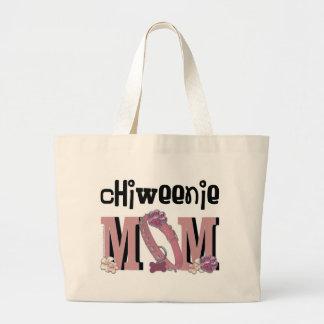 ChiWeenie MOM Jumbo Tote Bag