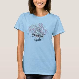 Chix Chat Club T-shirt