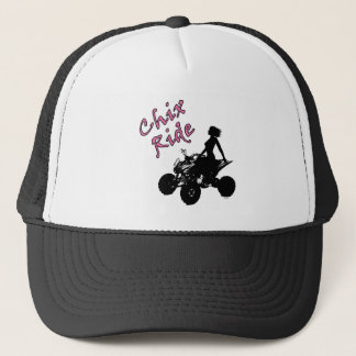 Chix Ride trucker hat