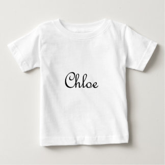 Chloe Baby T-Shirt