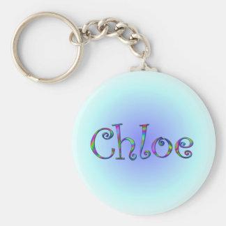 Chloe Rainbow Keychain