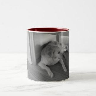 Chloe Two-Tone Coffee Mug