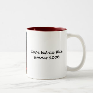 Chloe's First Mug