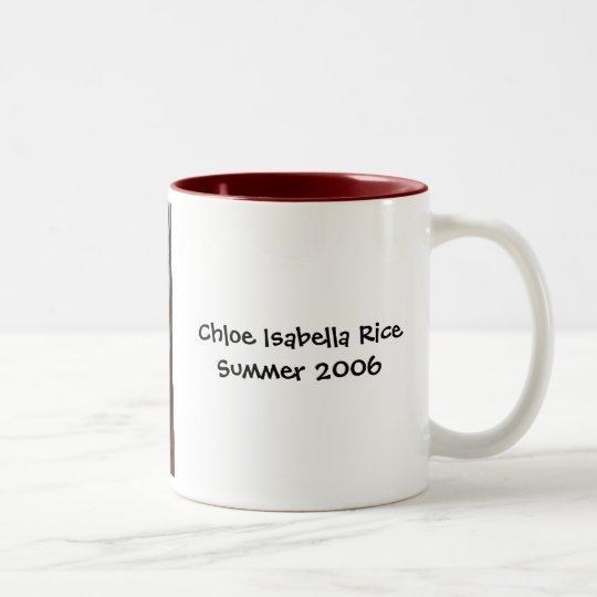 Chloe's First Mug