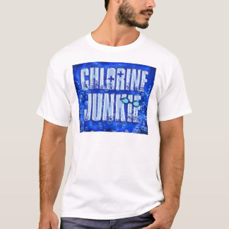 chlorine junkies T-Shirt