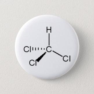 Chloroform 2 Inch Round Button