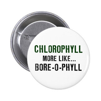 Chlorophyll Bore-o-phyll Buttons