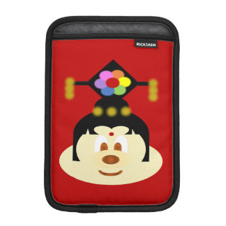 Chn Female Hat 鲍 鲍 Ipad Mini  Rickshaw Sleeve