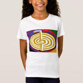 CHO-KU-RAY Reiki :Girls' Fine Jersey T-Shirt