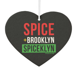 Cho some Spice on it Car Air Freshener