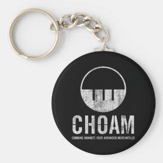 CHOAM - Dune Basic Round Button Keychain