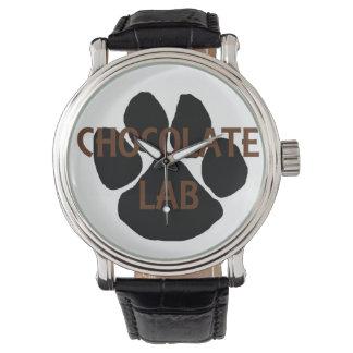 choc lab name mega paw watch