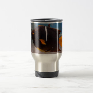Choco Butterfly Fish - Stainless SteelTravelMug Coffee Mugs