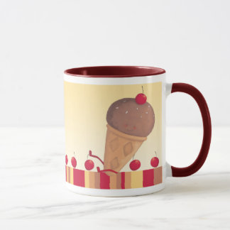 Chococherry mug