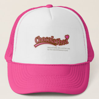Chocolashea Pink Cap
