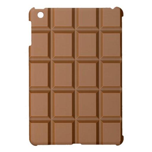 Chocolat Barres Étui iPad Mini