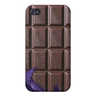 chocolat i - barre de bonbons au chocolat coques iPhone 4/4S