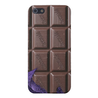 chocolat i - barre de bonbons au chocolat coque iPhone 5