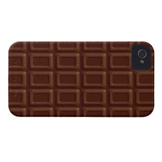 Chocolat rien mais chocolat coque iPhone 4 Case-Mate