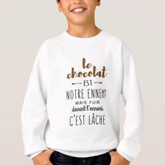 CHOCOLAT SWEATSHIRT
