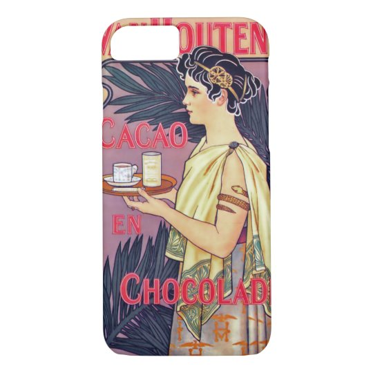 Chocolate Ad 1899 iPhone 8/7 Case