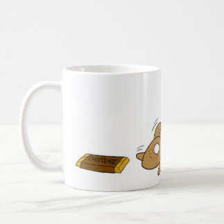Chocolate Addiction Mouse Mug