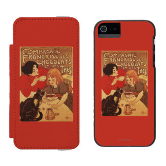 Chocolate and Tea Co Mother and Daughter Incipio Watson™ iPhone 5 Wallet Case