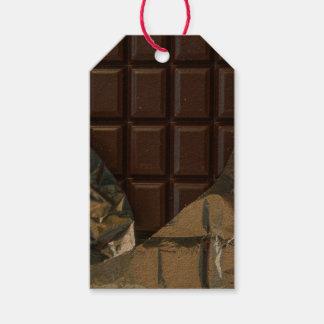 Chocolate Bar Gift Tag