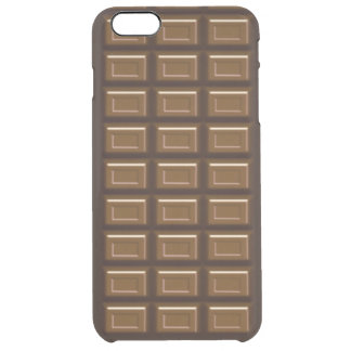Chocolate Bar iPhone 6/6S Plus Clear Case