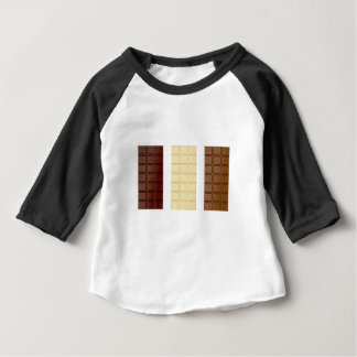 Chocolate bars baby T-Shirt