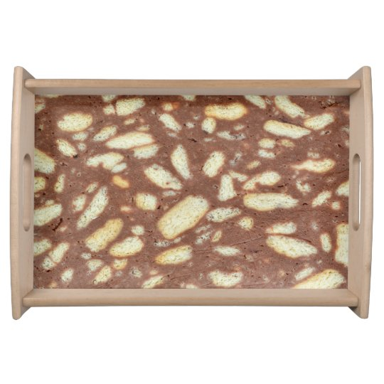 Chocolate biscuit cake sweets food texture pattern food tray