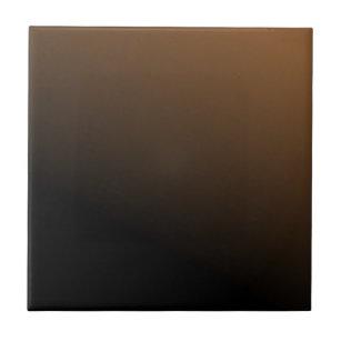 Chocolate Brown Decorative Ceramic Tiles | Zazzle.ca