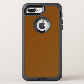 Chocolate Brown OtterBox Defender iPhone 7 Plus Case