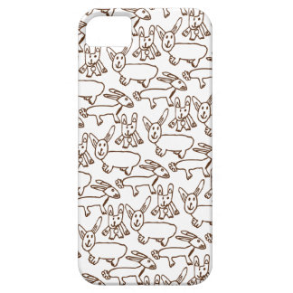 Chocolate Bunnies Case For The iPhone 5