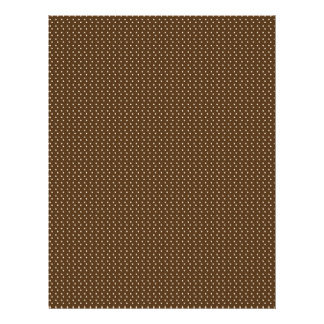 Chocolate Bunnies Scrapbook Paper C