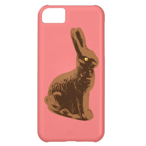Chocolate Bunny Rabbit iPhone 5C Cover