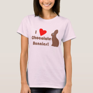 Chocolate Bunny T-Shirt