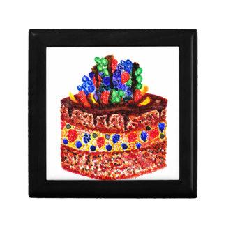 Chocolate Cake 2 Gift Box