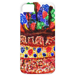 Chocolate Cake 2 iPhone 5 Case